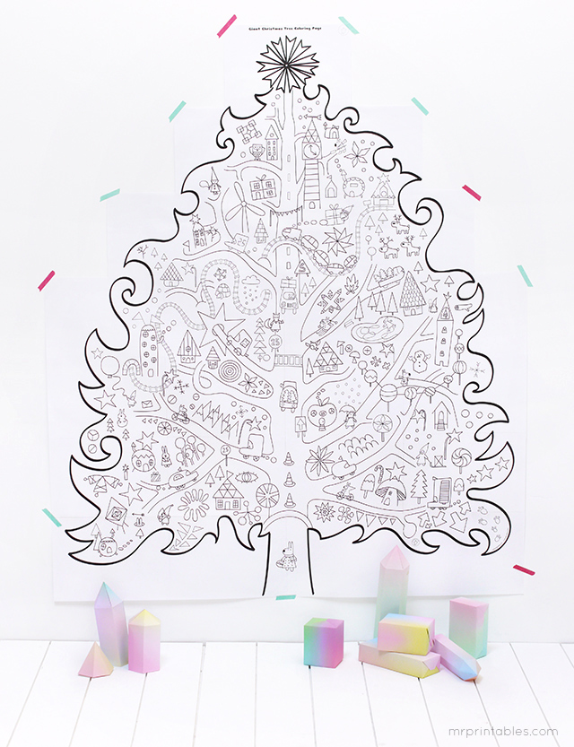 giant-christmas-tree-coloring