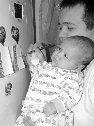 папа запихал свой член пря дочке
